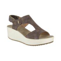 Sandalo-Donna-Alto-in-Pelle-Bronzo-7823000---Igi&Co