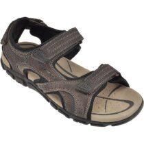 Sandalo-Geox-Uomo-Marrone
