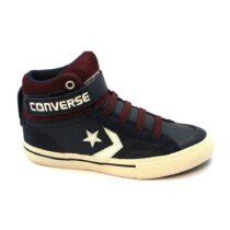 Sneaker Alta Bambino Converse Junior Blu Pro Blaze Strap - 658876C