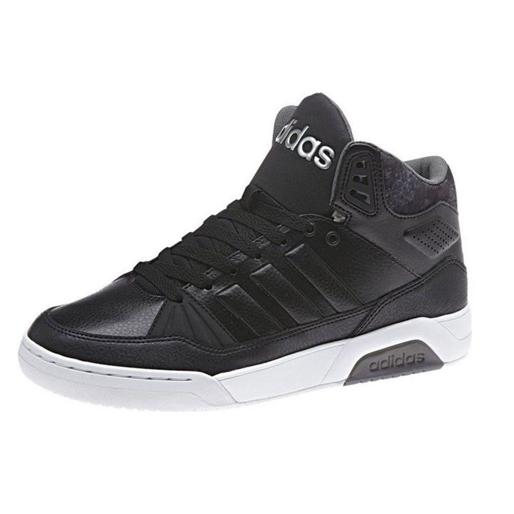 Sneaker Alta Unisex Adidas Nera B74229000