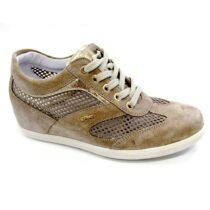 Sneaker-Donna-Alta-in-Camoscio-Visone-Beige-7781600-IgiCo