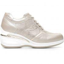 Sneaker-Donna-Alta-in-Pelle-Savana-P717050D-505-Nero-Giardini