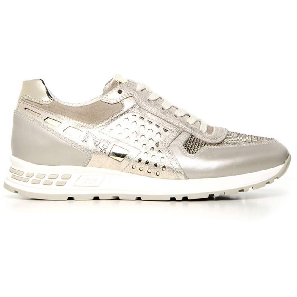 Sneaker-Donna-Bassa-in-Camoscio-Savana-P717220D-505-Nero-Giardini