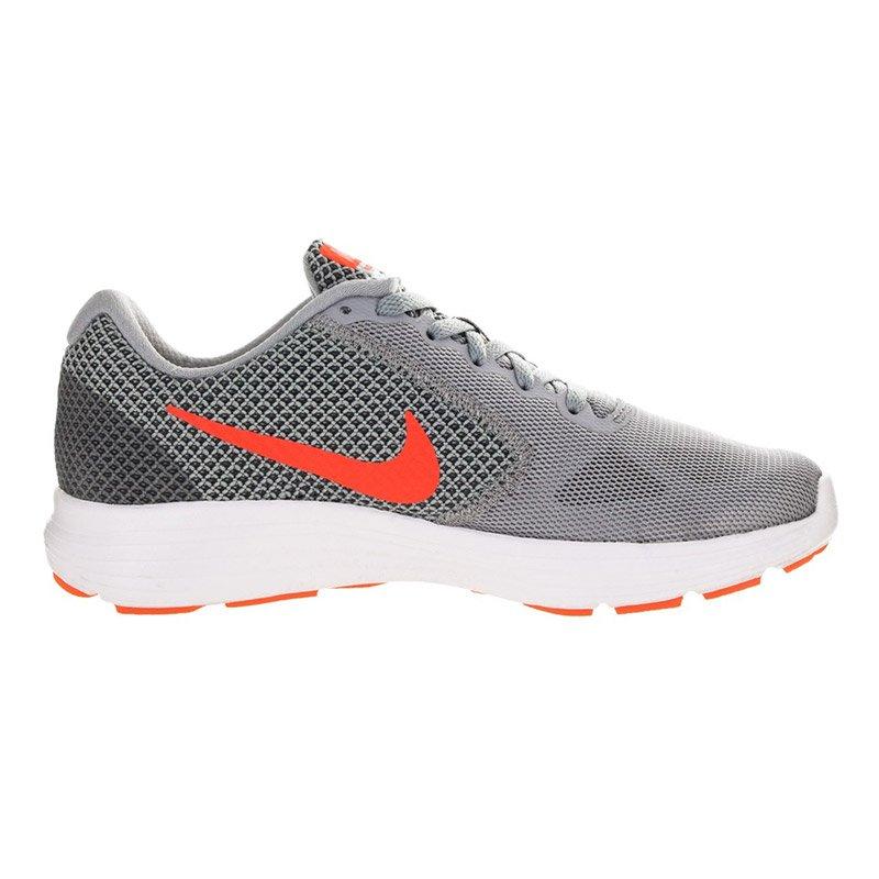 Sneaker Donna Revolution 3 Running Grigia 819303002 Nike