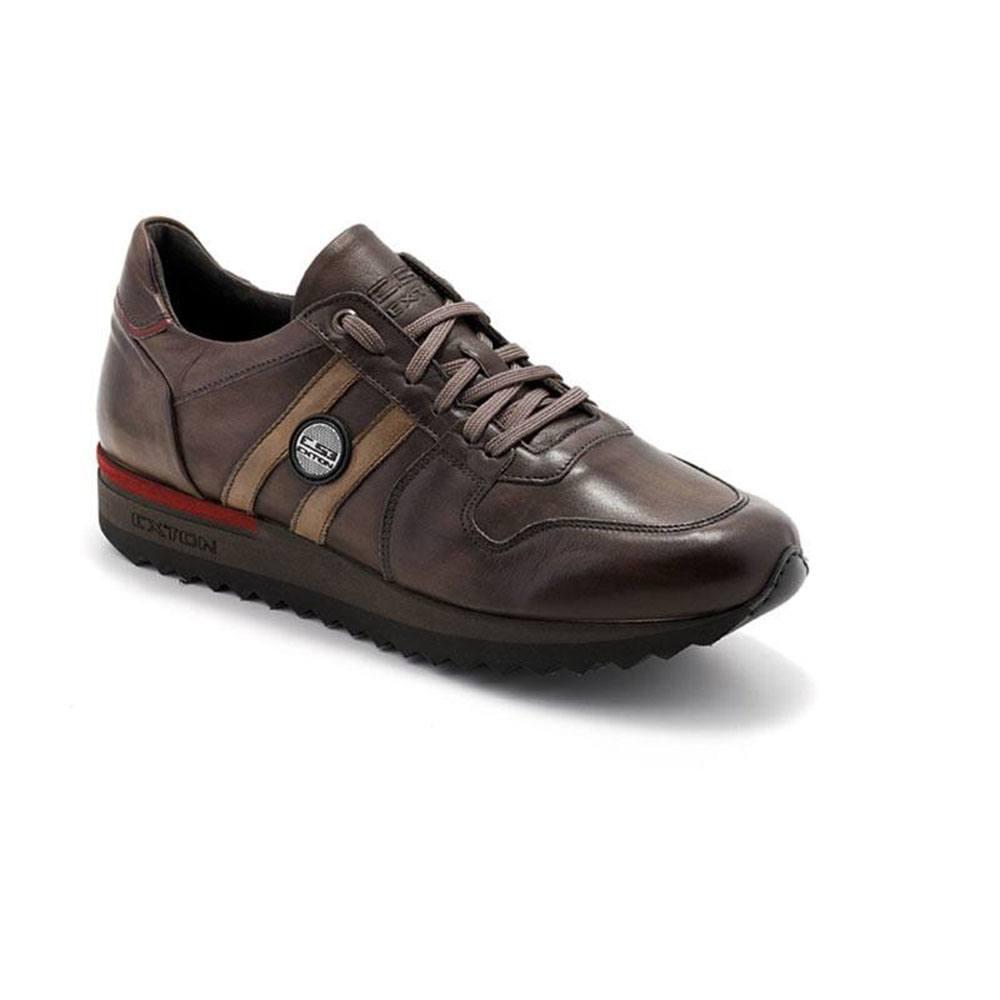 Sneaker-Uomo-Bassa-Enna-Marrone-555-Exton-2