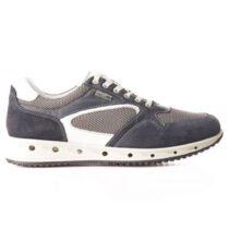 Sneaker-Uomo-Bassa-in-Camoscio-Blu-7716200-IgiCo