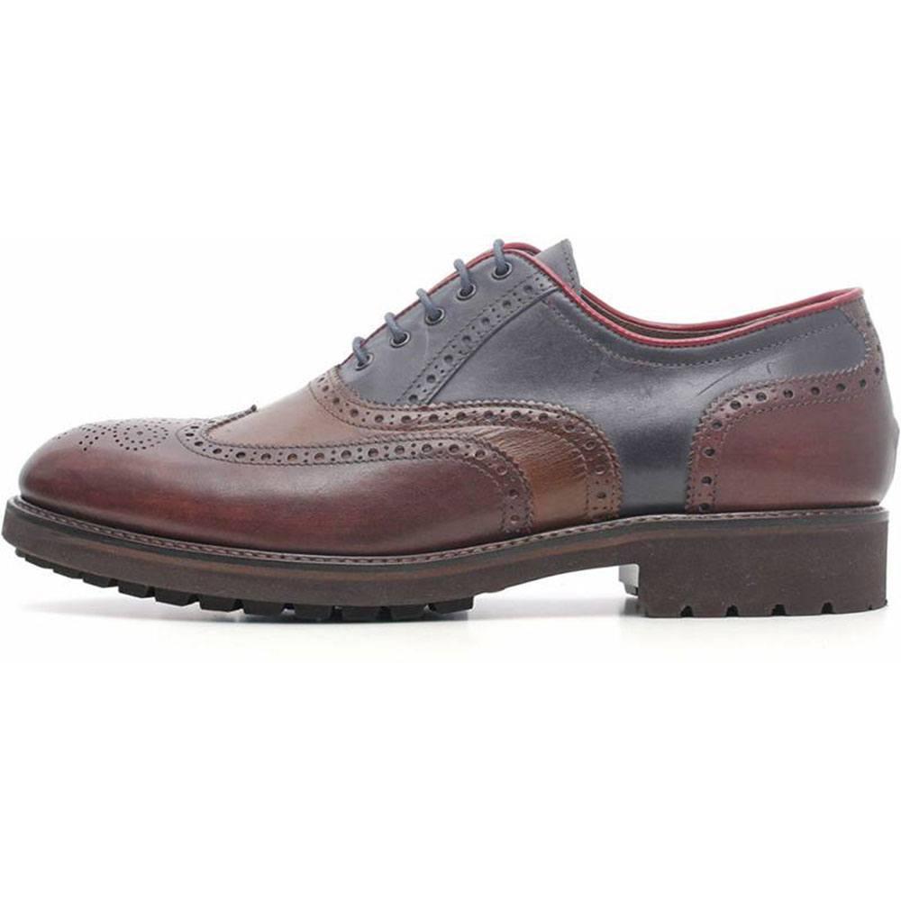 Sneaker-Uomo-Elegante-Marrone-A604401U-304-Nero-Giardini