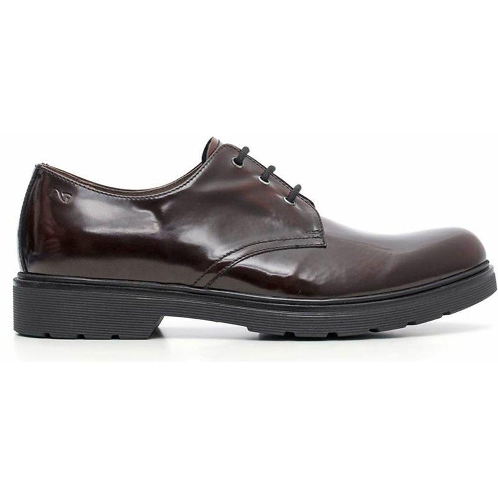 Sneaker-Uomo-Elegante-Rossa-A604490U-613-Nero-Giardini-1