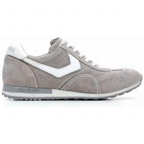 Sneaker-Uomo-Grigia-P604042U-122-Nero-Giardini