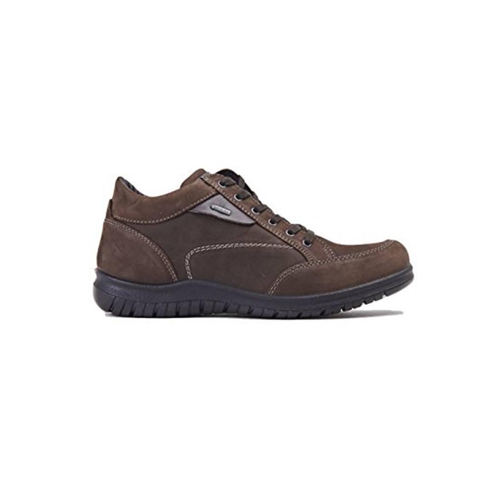 Sneaker Uomo Igi&Co Marrone in Nabuk - 8713300