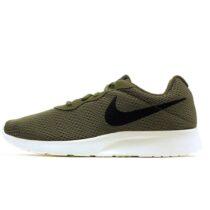 Sneaker Uomo Nike Tanjun Se Verde in Tessuto - 844887301
