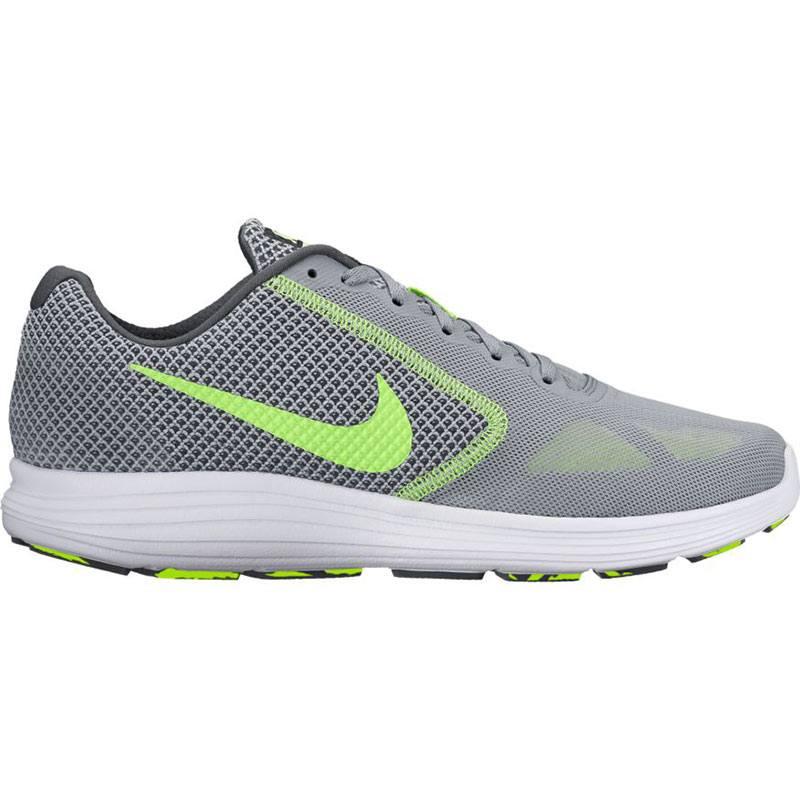 Sneaker Uomo Revolution 3 Running Grigia 819300 013 Nike