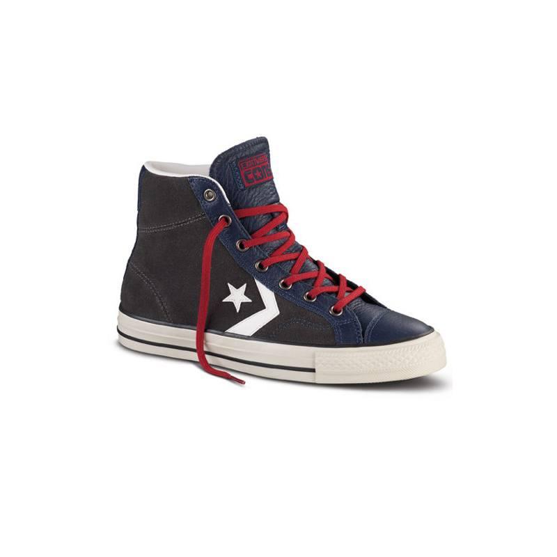 Basket-Uomo-Blu-150665C---Converse