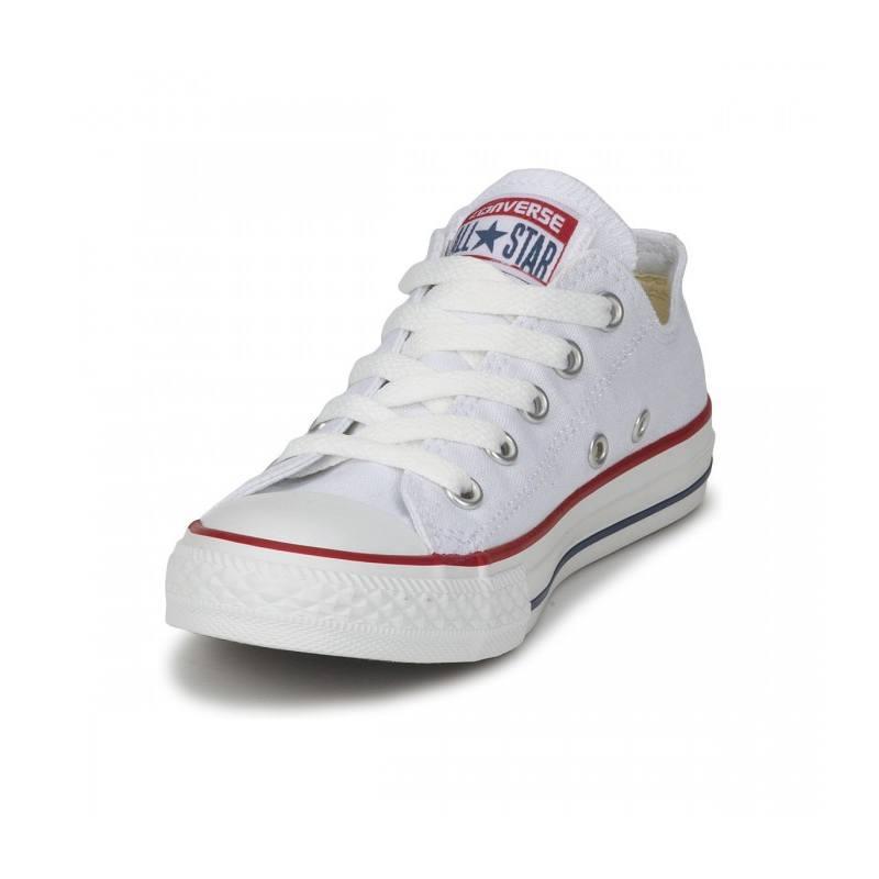 Sneaker All Star Bassa Unisex Bianca M7652C Converse