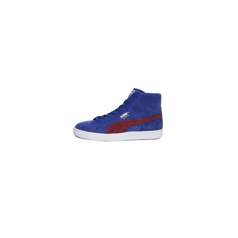 Sneaker Alta Unisex Blu 356340 08 Puma