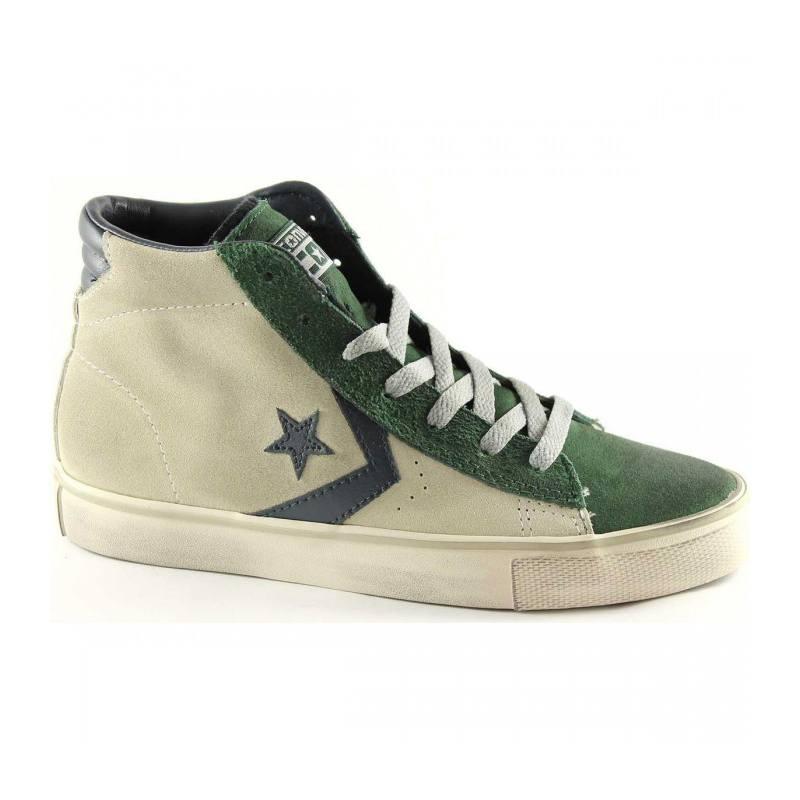 Sneaker-Alta-Unisex-Verde-146665C---Converse