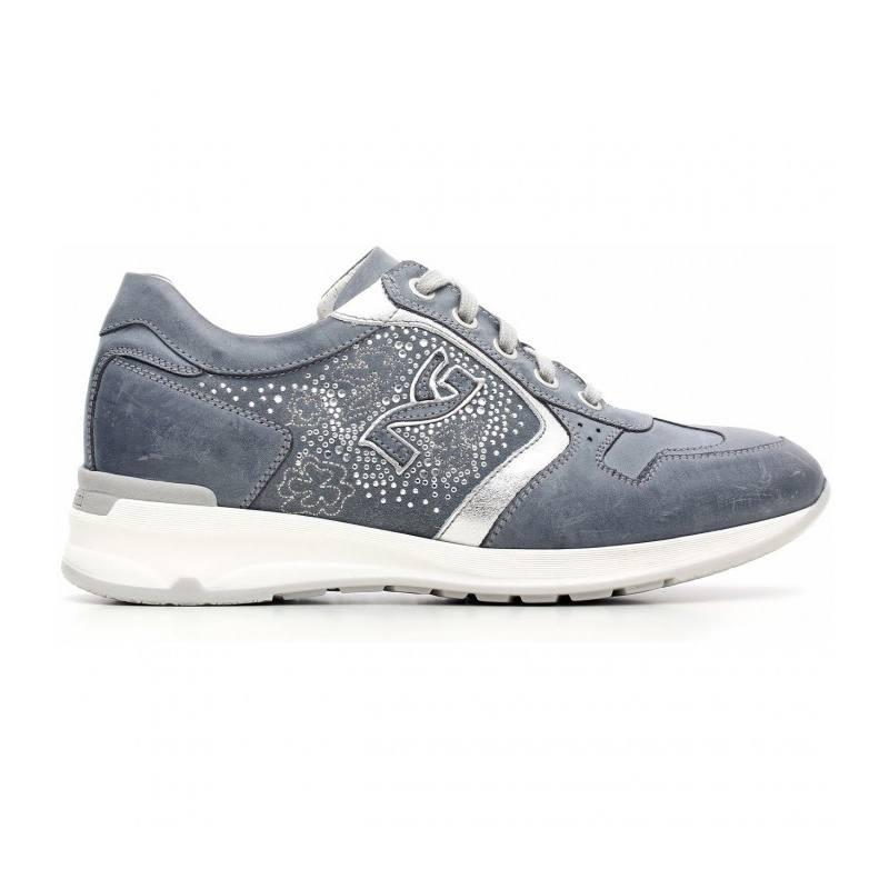 Sneaker Donna Blu P615092D 205 Nero Giardini