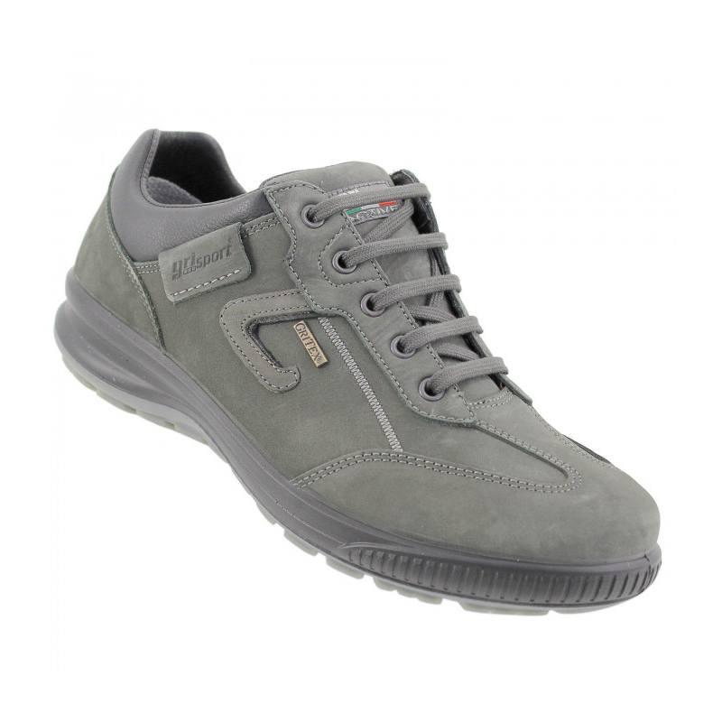 6c77010d679f7 Sneaker Uomo Grigio 41709N5G - Grisport