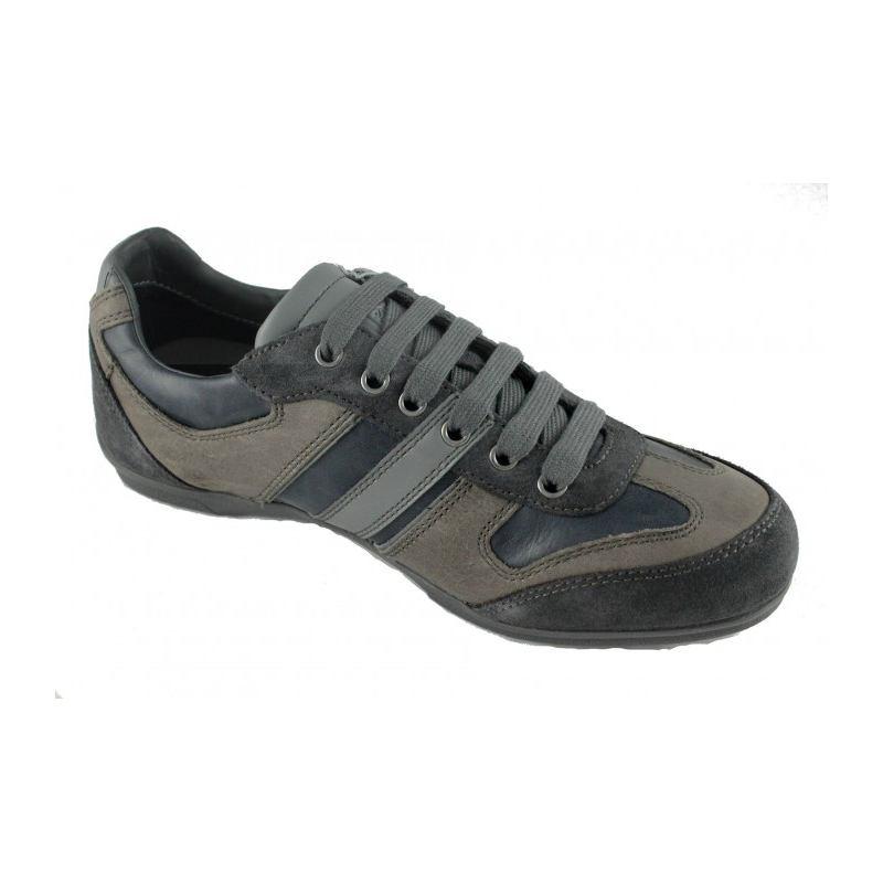 Sneaker Uomo Grigio U44P1A 0CL22 C9005 Geox