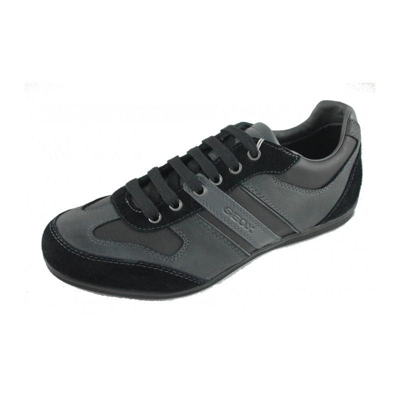 Sneaker Uomo Nero U44P1A 0CL22 C9999 Geox
