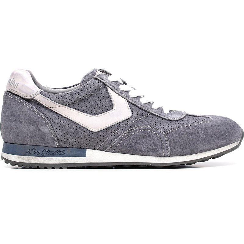 Sneaker-Uomo-Blu-P604042U-214---Nero-Giardini