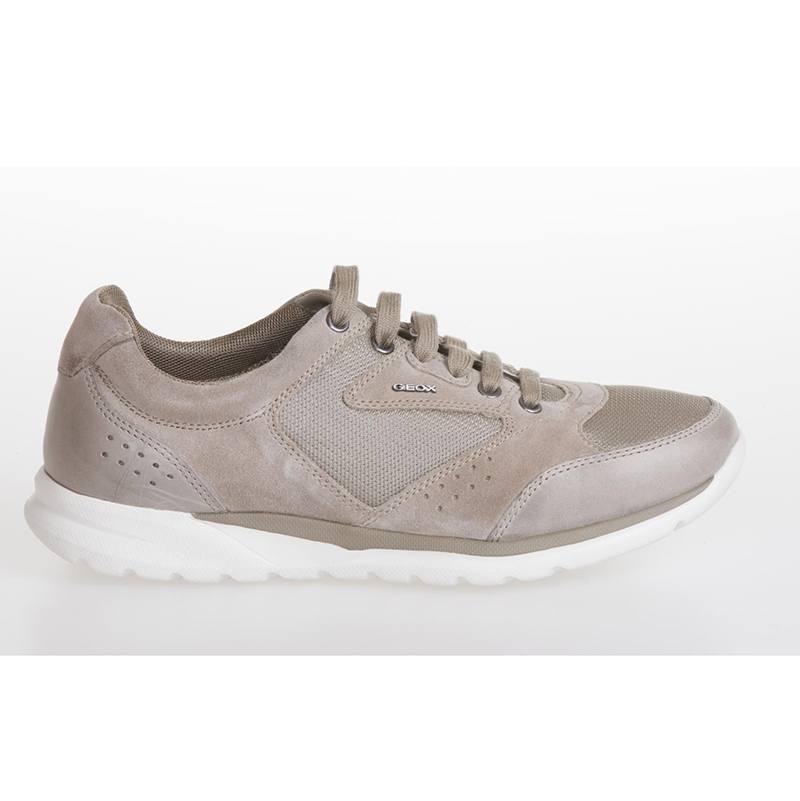 Geox Scarpe Sneakers DAMIAN Uomo Beige U620HA 01422 C5004