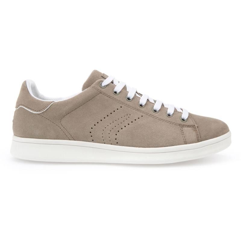 Sneaker Uomo Warrens Grigio U620LB 00022 C5004 Geox