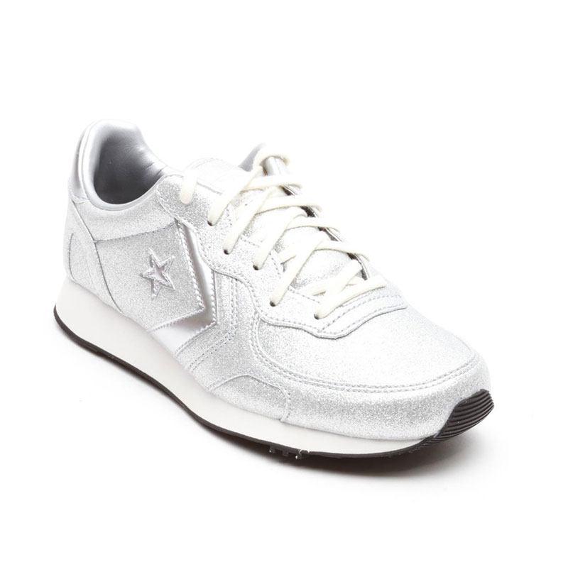 Sneaker-Bassa-Argento-552686C---Converse