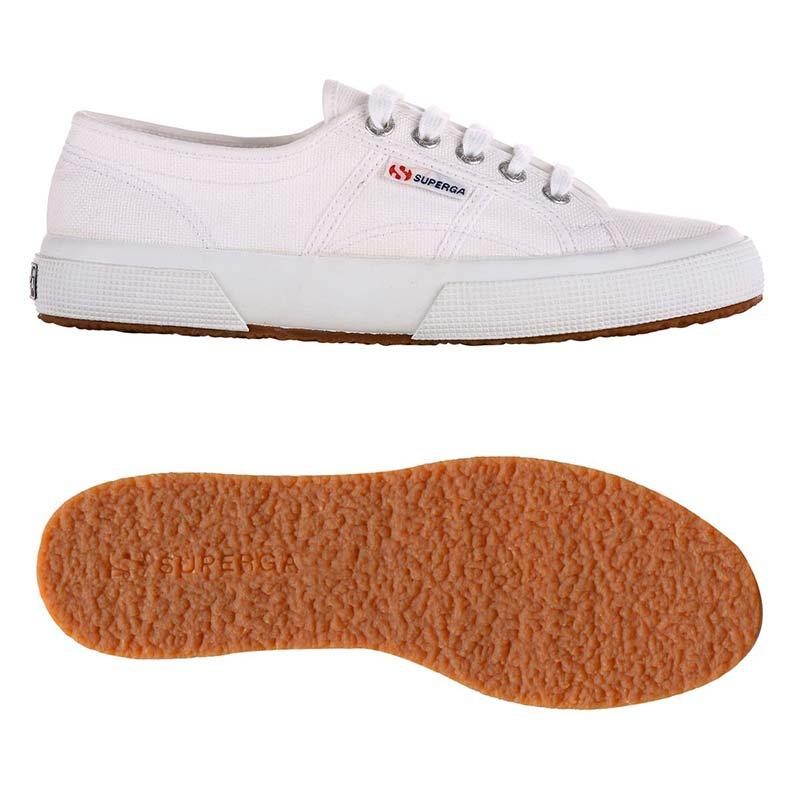 Alta qualit Sneaker Unisex Bianca S000010 Superga vendita