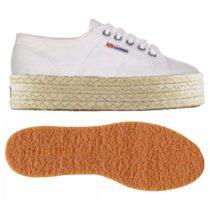 Sneaker-con-Zeppa-Bianca-S0099Z0---Superga