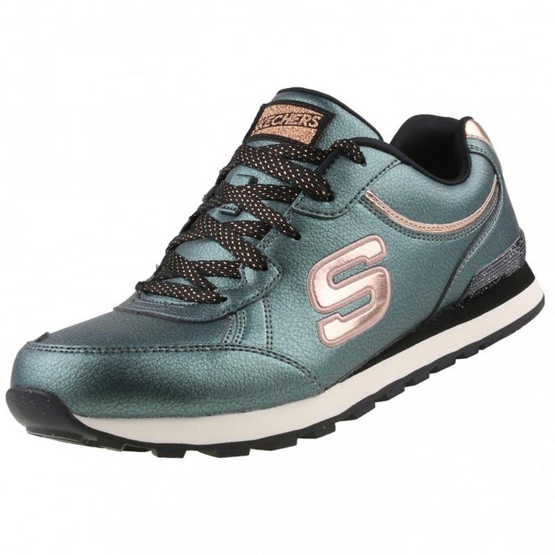 Donna Sneakers Skechers SNAEKER 144 VERDE Verde,skechers