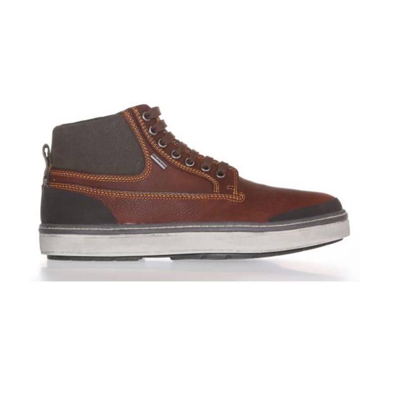 Geox Scarpe Sneakers Uomo Marrone U44T1B 00046 C6000 MARRONE