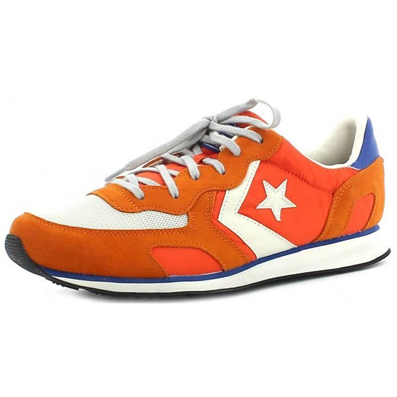 Converse Arancione Bassa