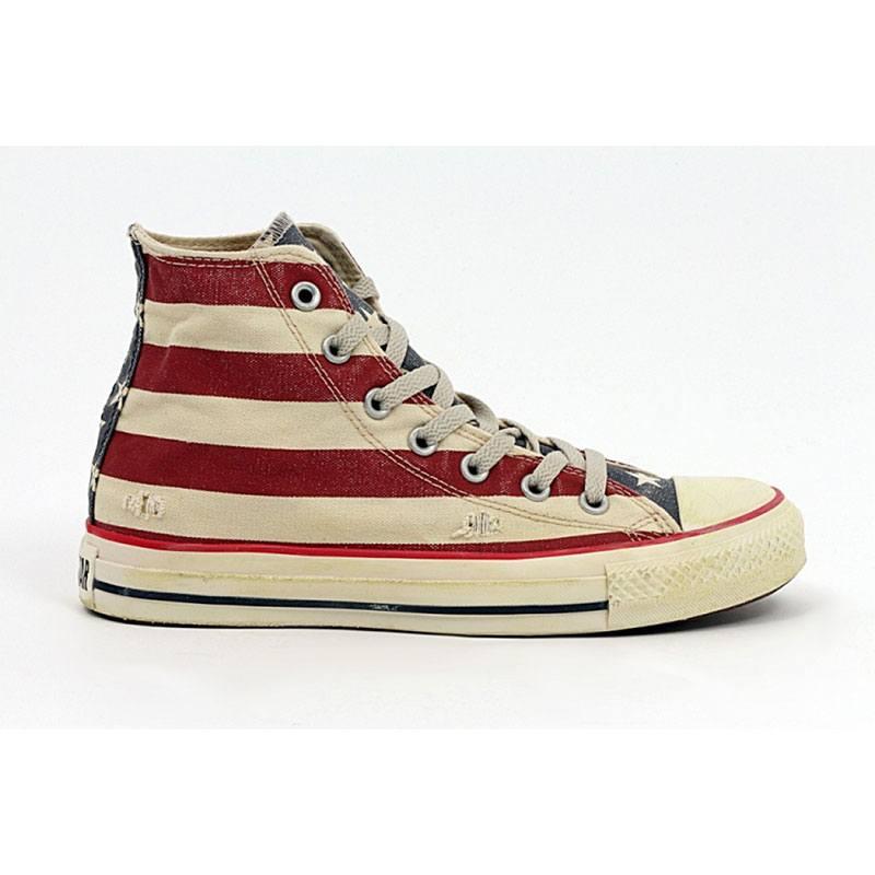 converse bandiera america