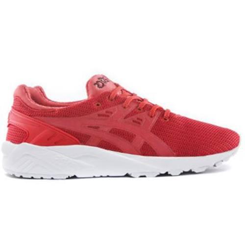 Scarpa Asics Uomo Running Rossa