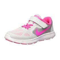 Sneaker-Bambina-Revolution-3-Psv-Grigia-Fucsia-819417-007---Nike