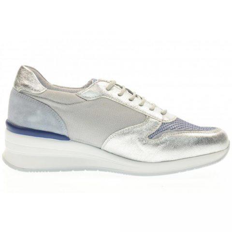 Scarpa Valleverde Sneaker Donna Grigia