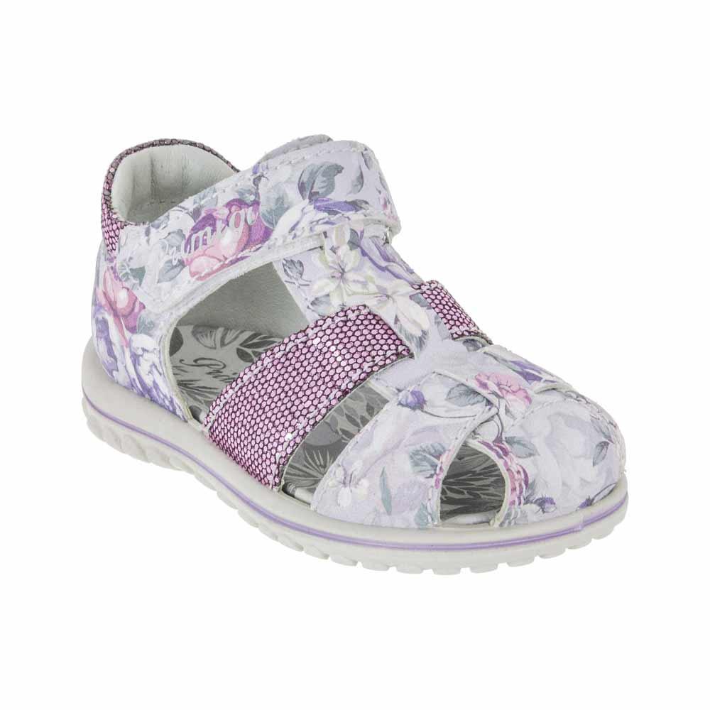 Bambina Pelle Rosa Sandalo Scarpa Primigi g7FPw1qX44