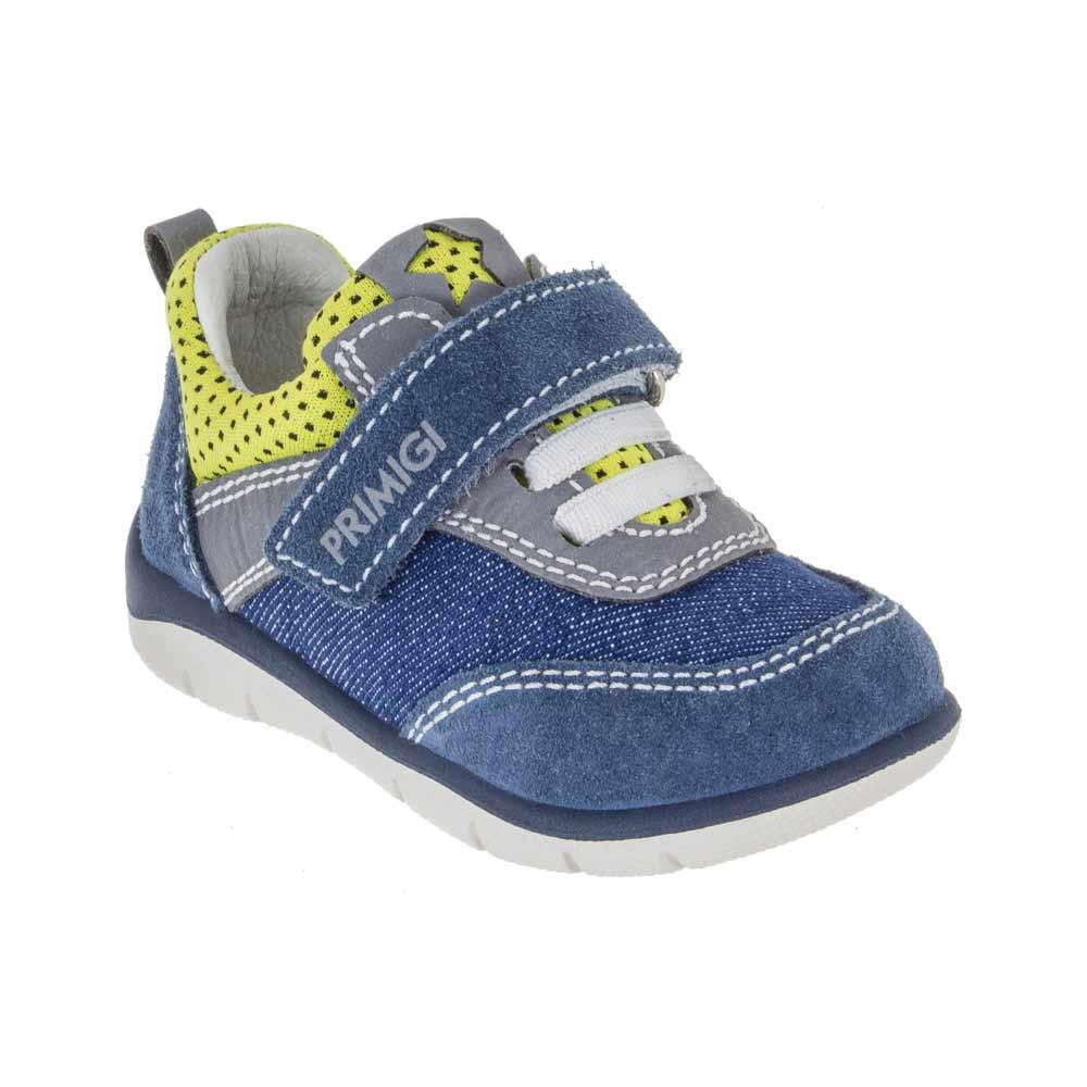 Scarpa Jeans Bambino Scamosciata Primigi Sneaker CxhrotsQBd