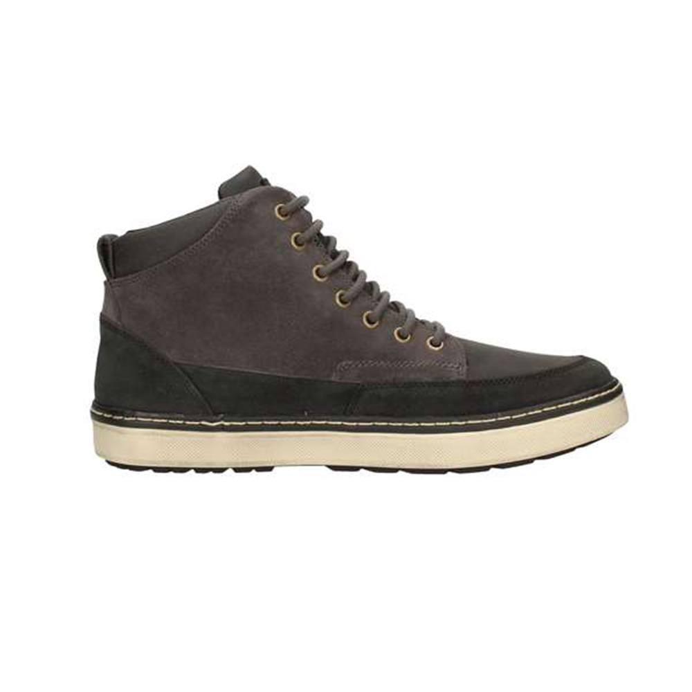 Sneaker Alta Uomo Geox Grigia U74T1B 02322 C9004