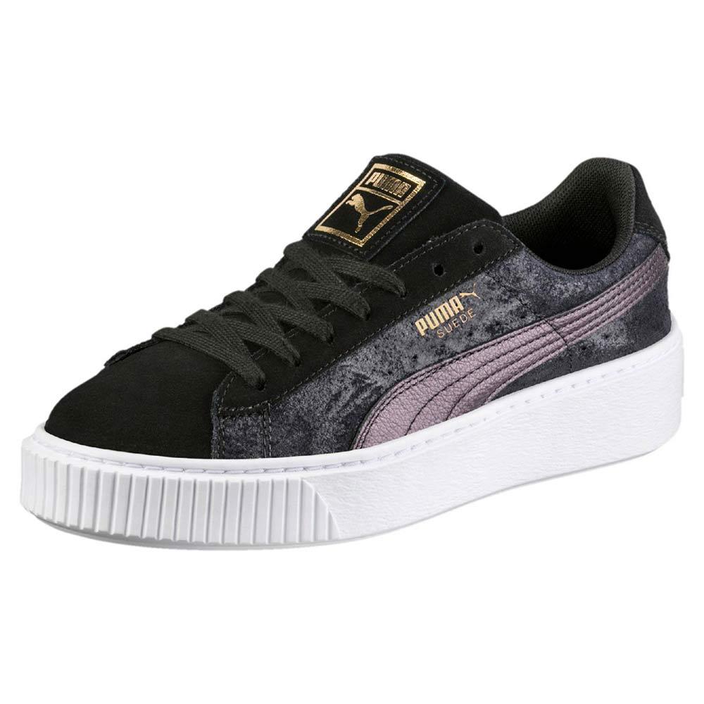 sneaker donna nere puma