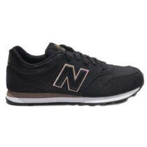 Sneaker Donna New Balance Nera in Pelle Sintetica - NBGW500BR