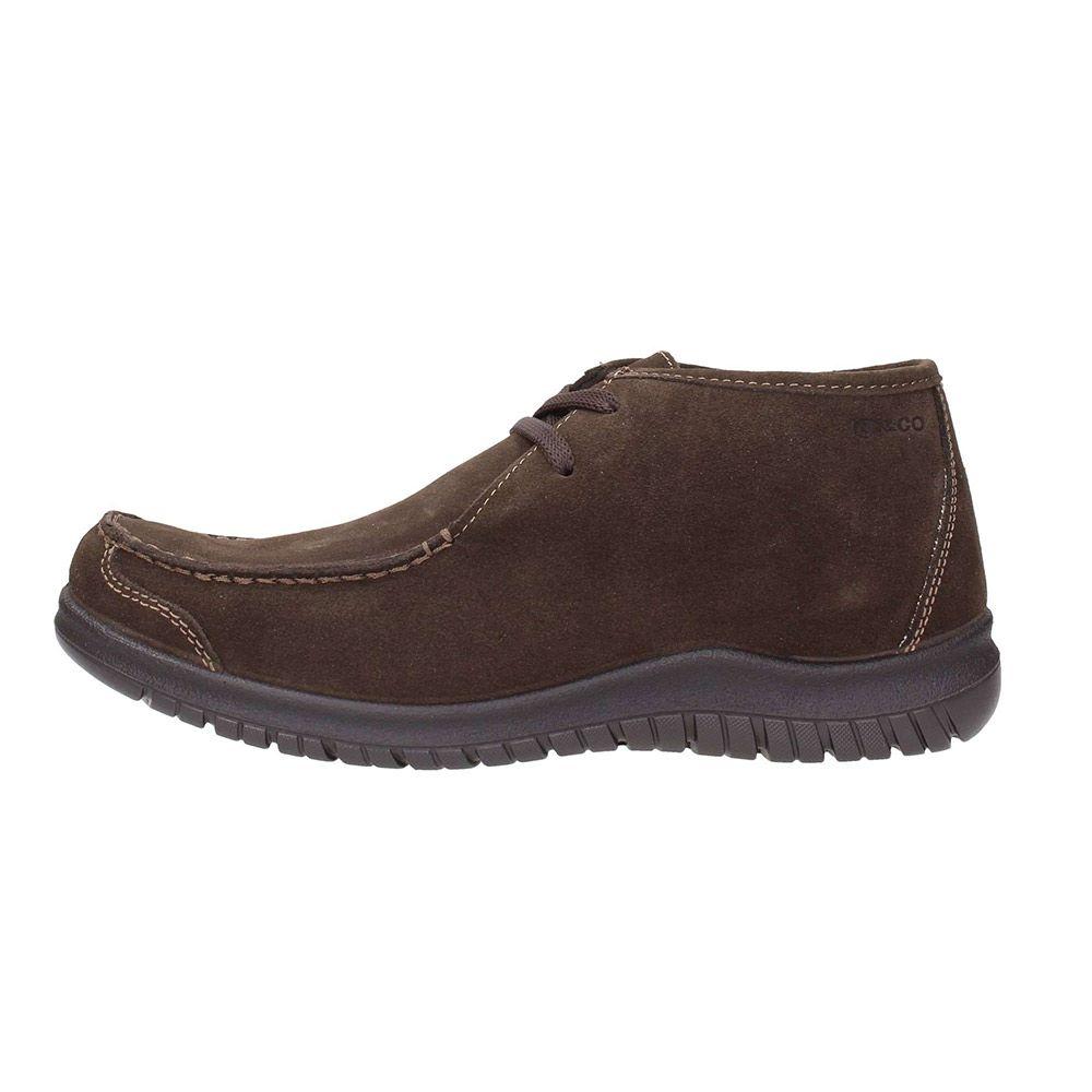 Sneaker Uomo Igi&Co Marrone in Camoscio - 8714200