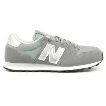 Sneaker Bassa Uomo New Balance in Tessuto Grigia - NBGM500GRY