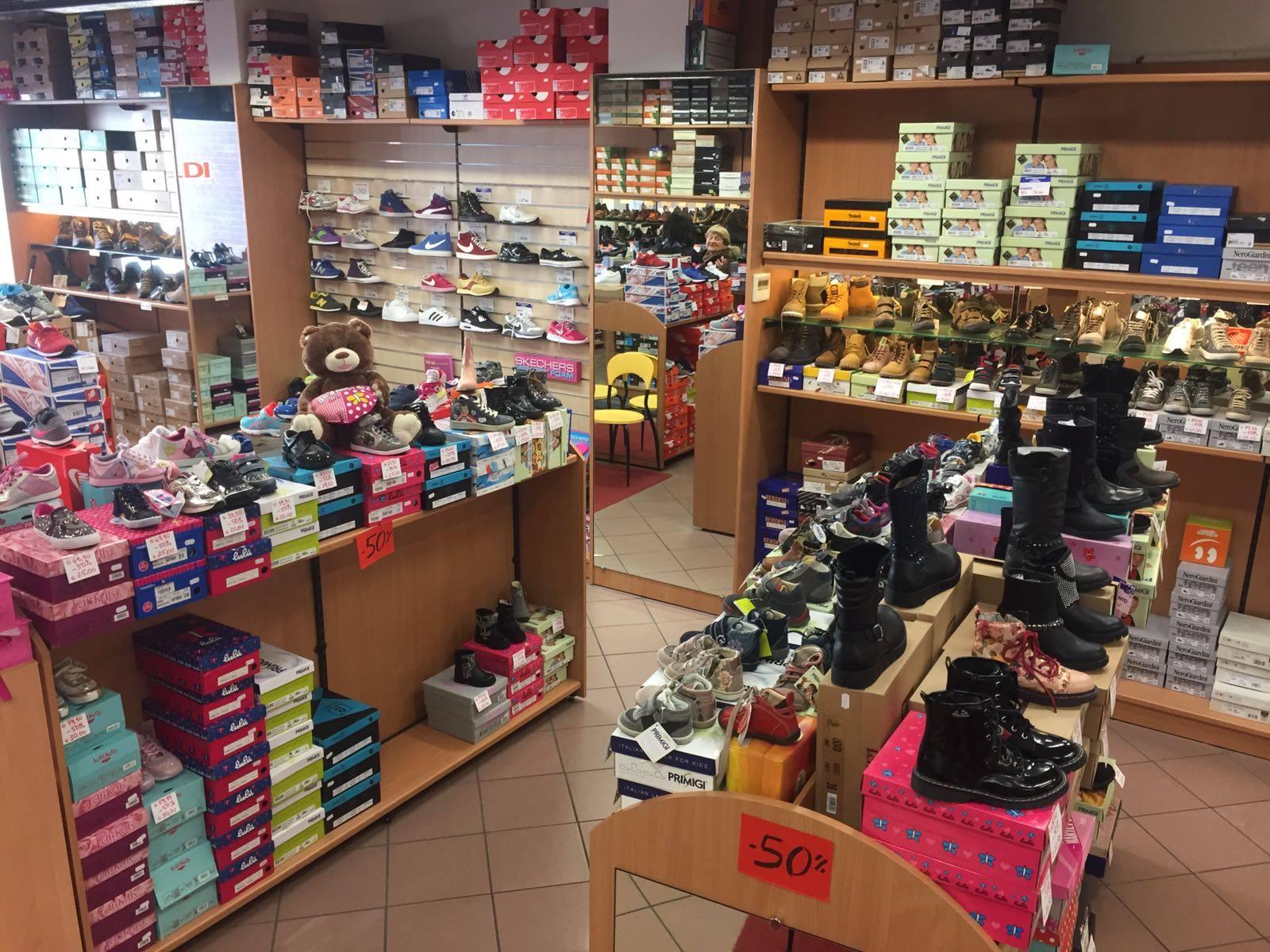Contattaci | Supermarket della Scarpa