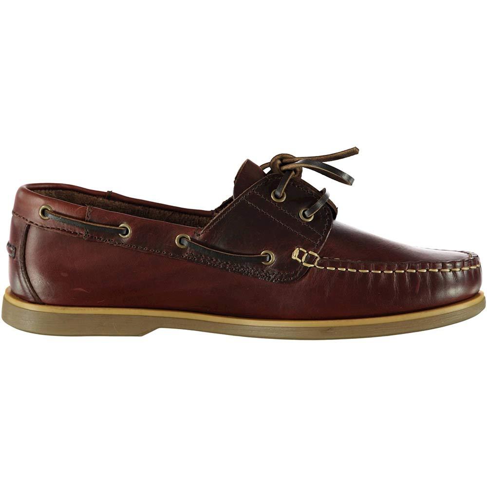 hot sale online 78b61 75700 Mocassino Stringato Uomo Lumberjack in Pelle Marrone