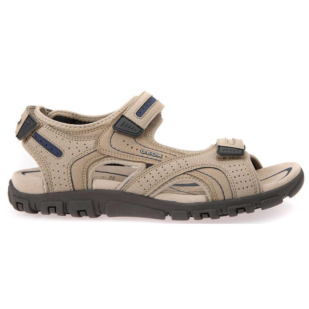 Sandalo Uomo Geox Strada Beige - U8224D 050AU C0829