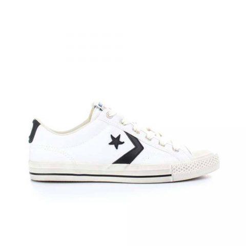 Sneaker All Star Player Bassa Unisex Bianca Converse - 160925C