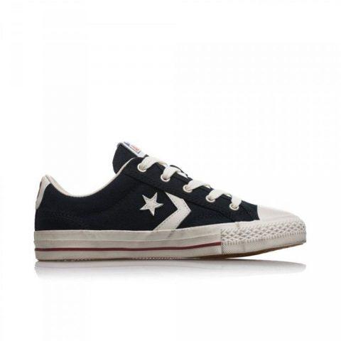 Sneaker All Star Player Bassa Unisex Nera Converse - 160922C