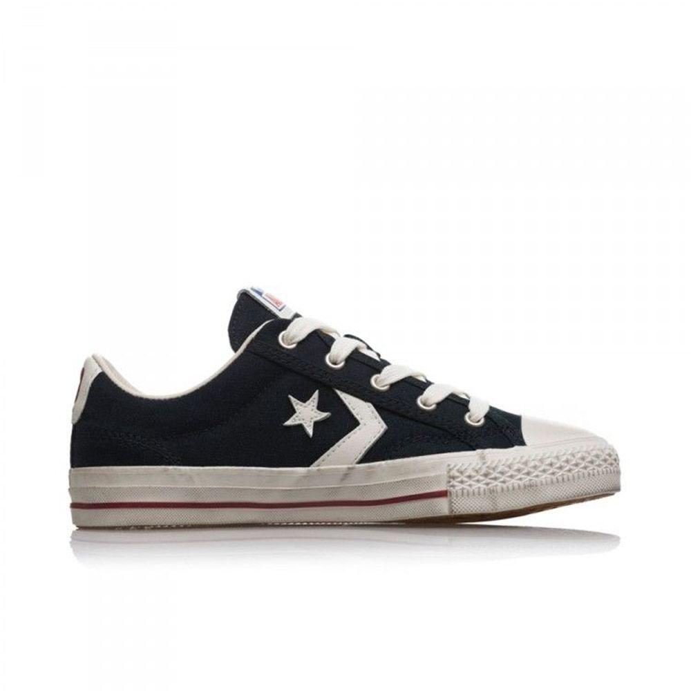 Sneaker All Star Player Bassa Unisex Nera Converse 160922C